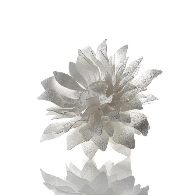 Junko Mori, 'Silver Organism; Rusty Roses', 2016, Adrian Sassoon