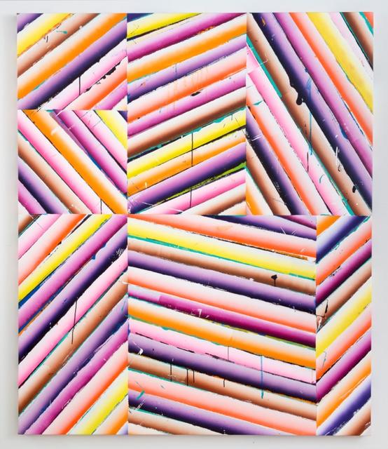 , 'Sheetrock Slip / Strike (SB12C),' 2016, Barry Whistler Gallery