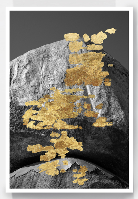 , 'Golden Rock,' 2019, OdA
