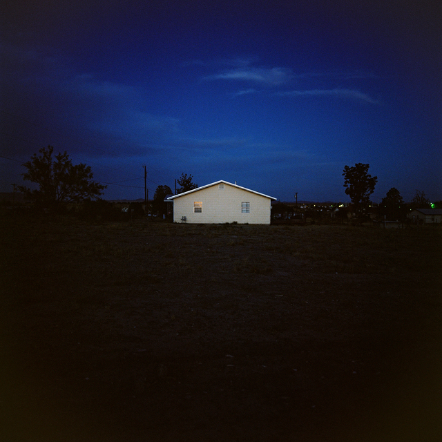 , 'Yellow House. June 2014. Marfa, Texas,' 2014, Barry Whistler Gallery