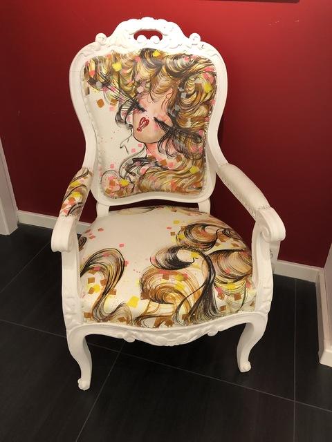"Rachel Bergeret, 'Armchair ""Dreams""', 2018, art&emotion Fine Art Gallery"