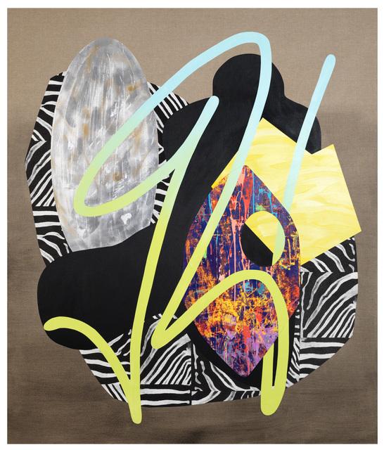, 'Composition #20,' 2015, Nellie Castan Projects