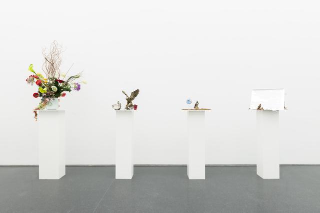 , 'Der Amerikanische Raum (The American Room), installation view,' 2004, MCA Chicago