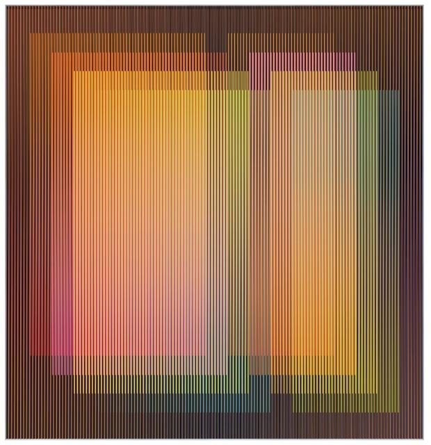, 'Physichromie 1970,' , Galería Cayón