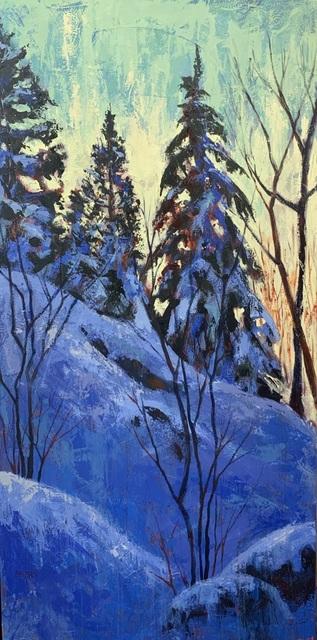 , 'The Blue Hour,' , Keene Arts