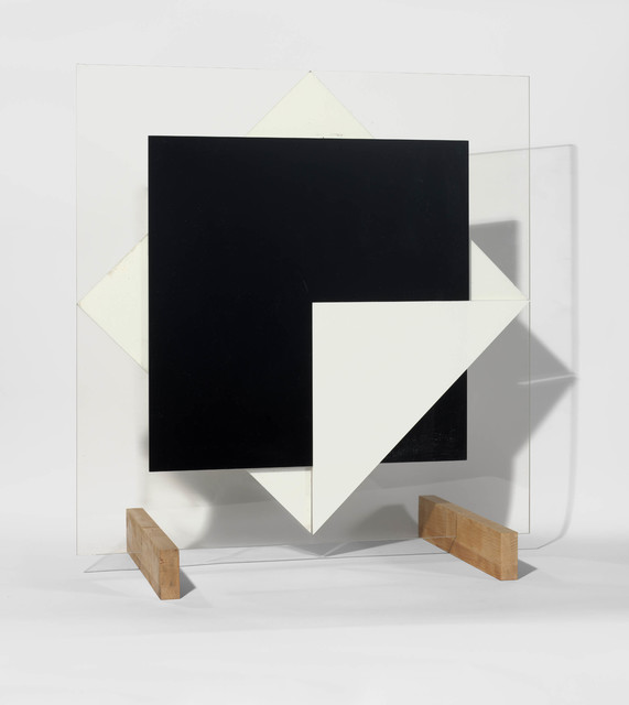 , 'Study for Interlocking Squares,' ca. 1968, Waterhouse & Dodd