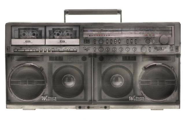 , 'Boombox 4,' 2010, Art Angels