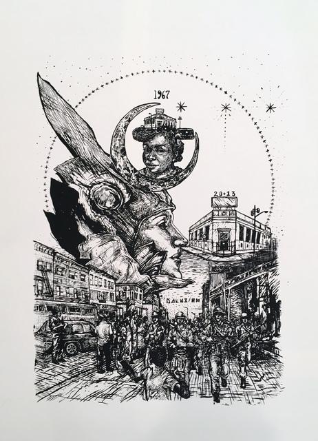 Layqa Nuna Yawar, 'The Newark Protocol', 2013, Deep Space Gallery