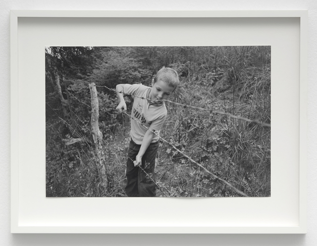 , 'Kári, California 2005,' 2018, i8 Gallery