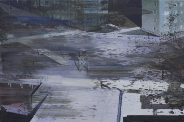 Tommy Hilding, 'Amygdala #33', 2014, Painting, Oil on canvas, Galleri Magnus Karlsson