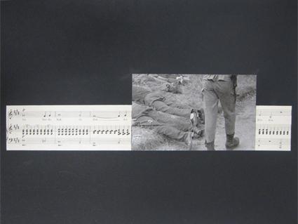 , 'du bist die ruh,' 1993, Christine König Galerie