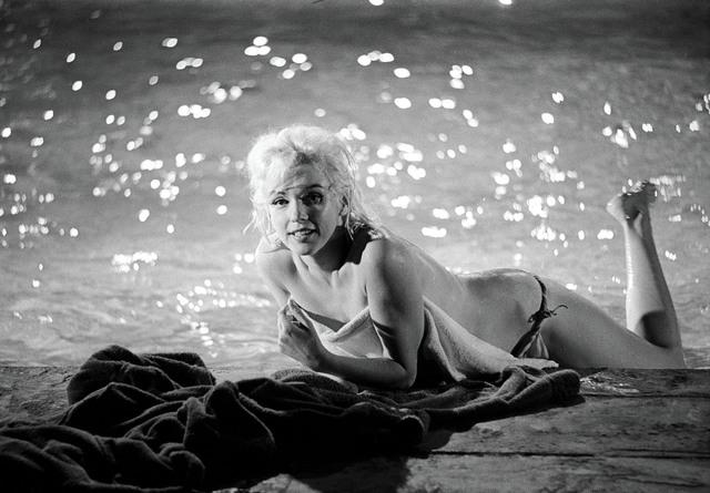 , 'Marilyn Monroe on Set,' 1962, M.S. Rau Antiques