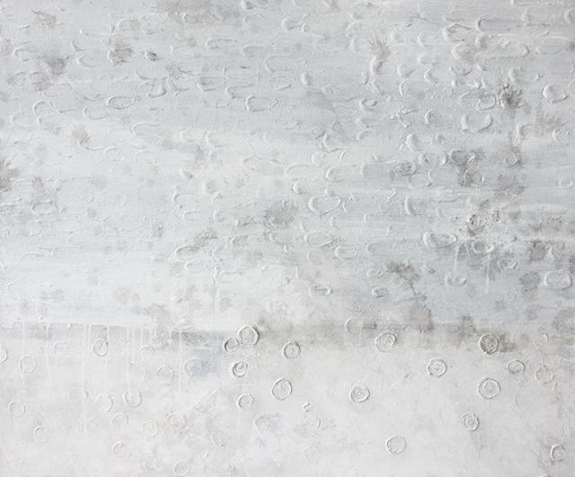 , 'Rubbing Rain #6,' 2014, Leo Gallery