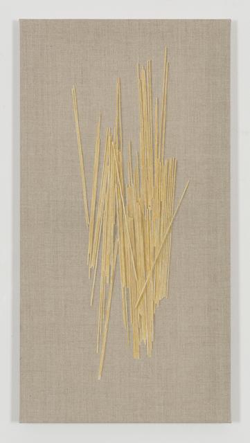 , 'Spaghetti,' 2018, James Cohan