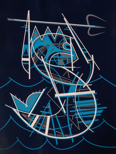 , 'Poseidon,' 2018, Bruno David Gallery & Bruno David Projects