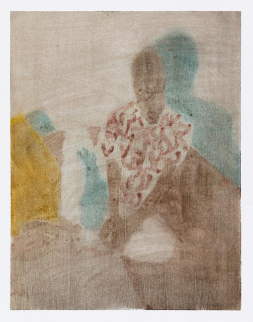, 'Visitor (Lukhanyo),' 2017, Stevenson