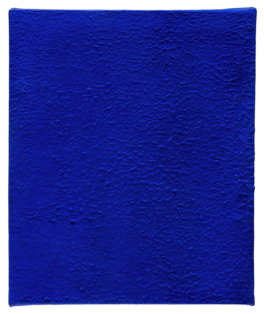 Yves Klein, 'Untitled Blue Monochrome (IKB 322)', 1959, Robilant + Voena