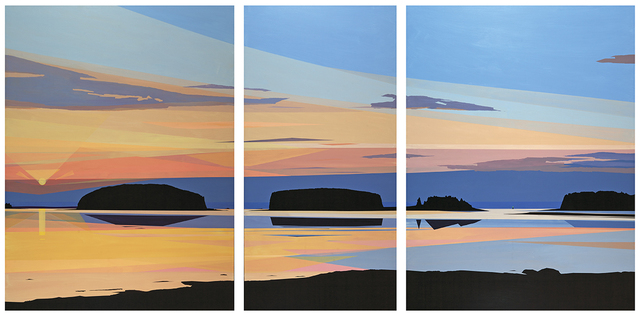 , 'Revisiting Sunrise,' , Dowling Walsh