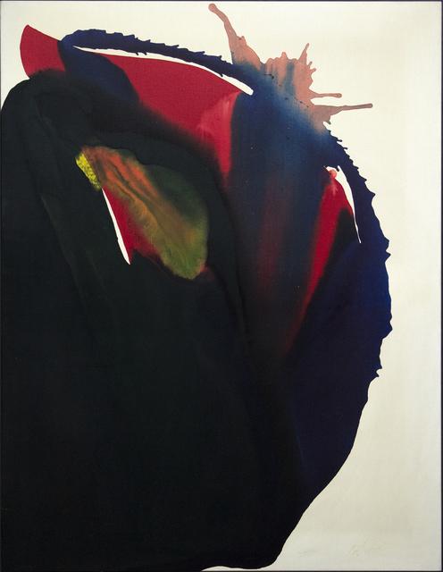 Paul Jenkins, 'Phenomena Lucifer Edge', 1961, Heather James Fine Art