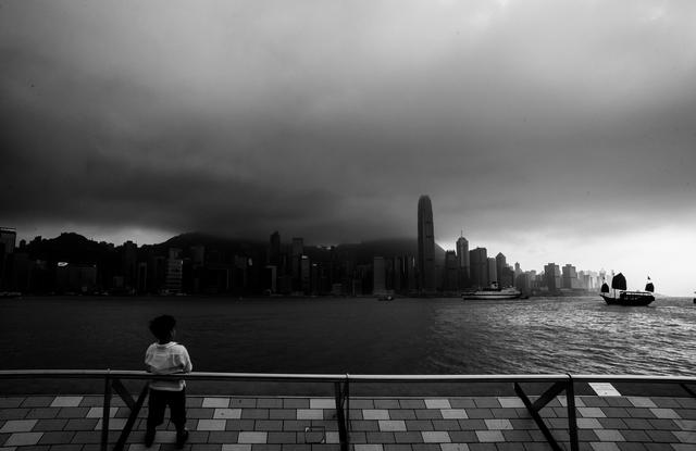, 'HK Smog 2013,' 2013, Christine Park Gallery