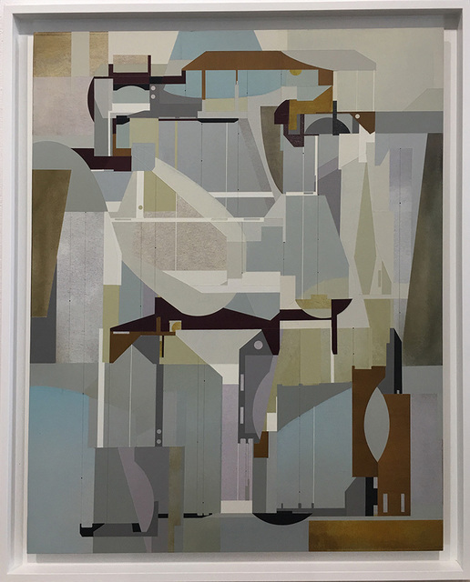 , 'Composition 1040,' 2017, Dolby Chadwick Gallery