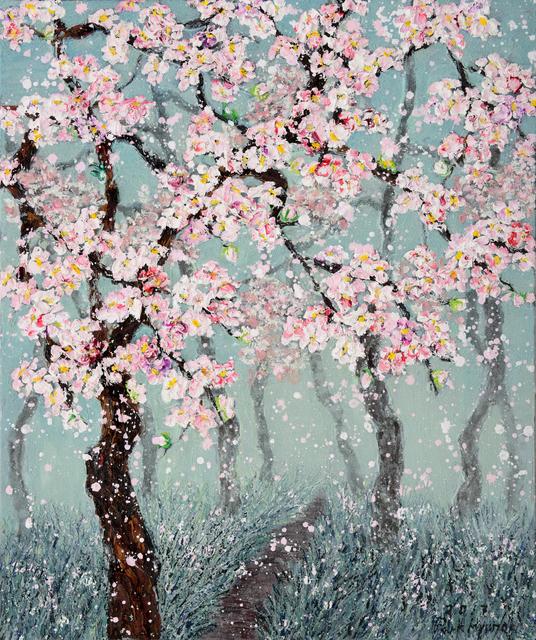 Hyun Ok Park, 'Spring afternoon', 2018, Gallery Jung