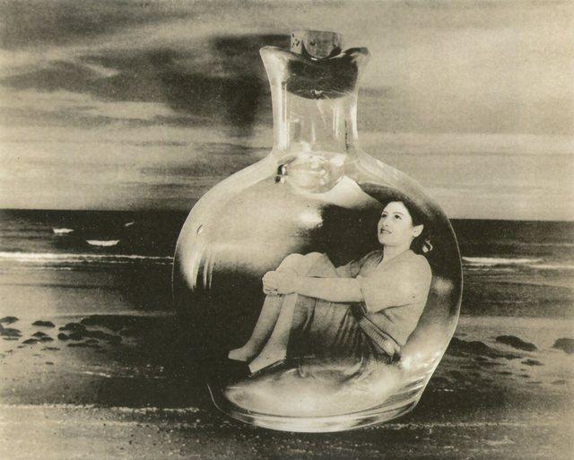 , 'Sueño Nº 5, Botella del mar,' 1950, Vasari