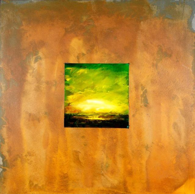 , 'Earth Requiem, Locked in Migration, Vista with Green Sky,' 1998, Galerie de Bellefeuille