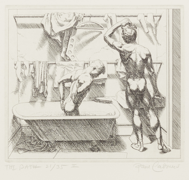 , 'The Bath,' 1953, Childs Gallery