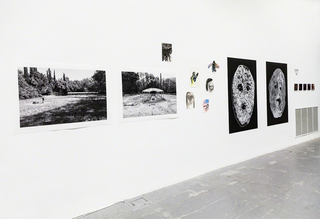 installation view Booth 55 at independent art fair Platforms Project, Athens (GR), 2018, detail