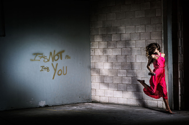 David Drebin, 'It's not me, it's you', 2014, Photography, Chromogenic Print, CHROMA GALLERY