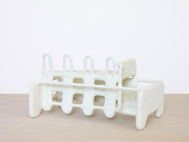 , 'Model (White),' 2016, Eleanor Harwood Gallery