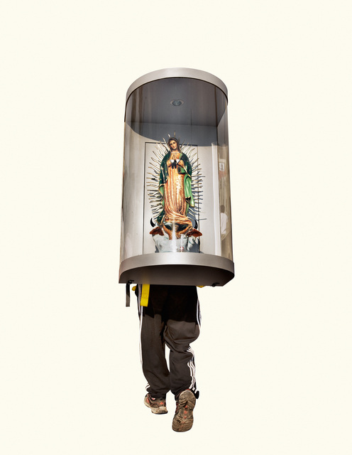 , 'The Road to Tepeyac #7 (Futuristic),' 2010, The Ravestijn Gallery