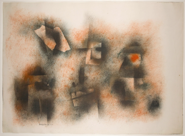 , 'Untitled Abstract ,' 1961, Dolan/Maxwell