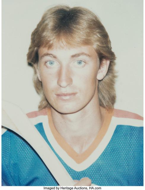 Andy Warhol, 'Wayne Gretzky', circa 1983-1984, Heritage Auctions
