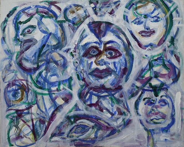 , 'Among My Friends,' 2000, Spanierman Modern