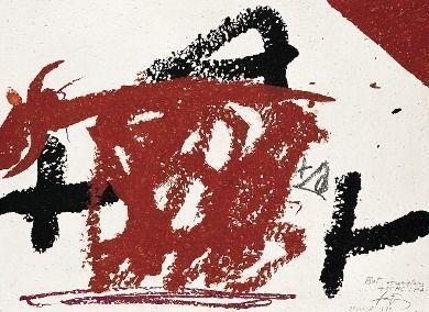 Antoni Tàpies, 'Variacio 2', ARTEDIO