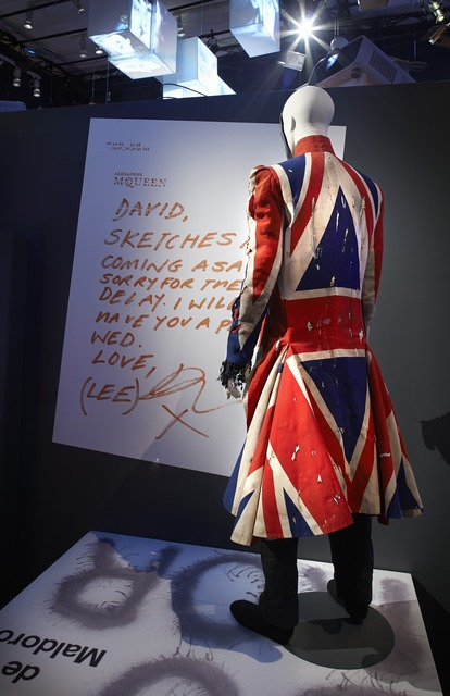 , 'Installation view: Area 9 – Union Jack Coat,' , Art Gallery of Ontario (AGO)