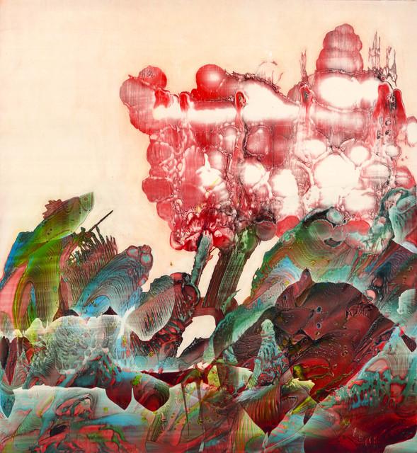 , 'Fumérol Rose,' 2018, Galerie D'Este