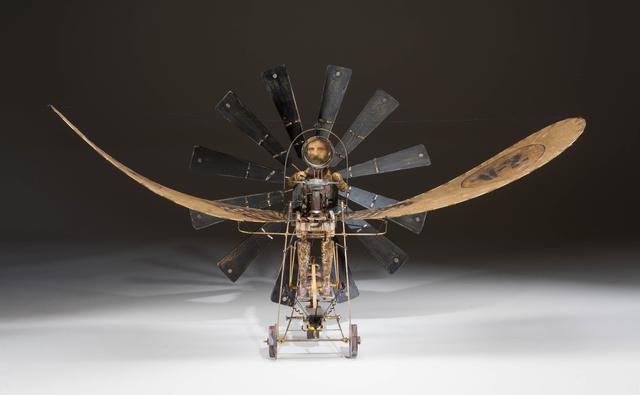 , 'V-2,' 21st Century, George Billis Gallery