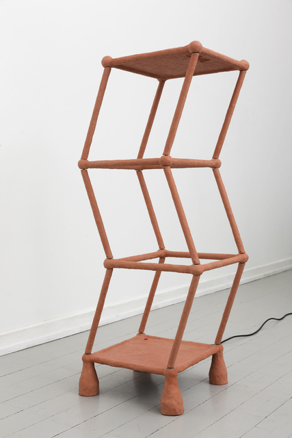 , 'Primitive Progressive Plinth,' 2016, Etage Projects