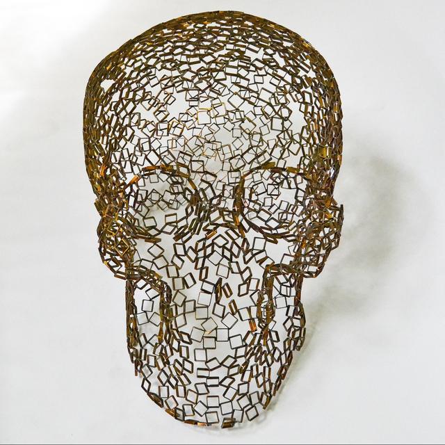 , 'Skull (large),' 2014, DTR Modern Galleries