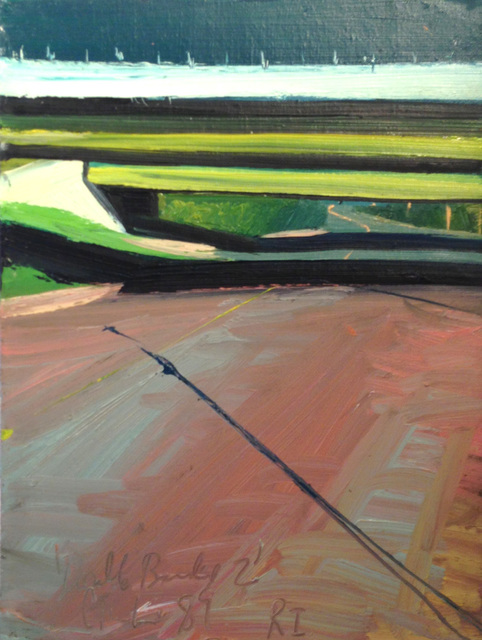 Richard Sheehan, 'Double Bridge #2', 1989, Alpha Gallery