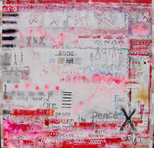 Amadea Bailey, 'IN THE ZONE', Fabrik Projects Gallery