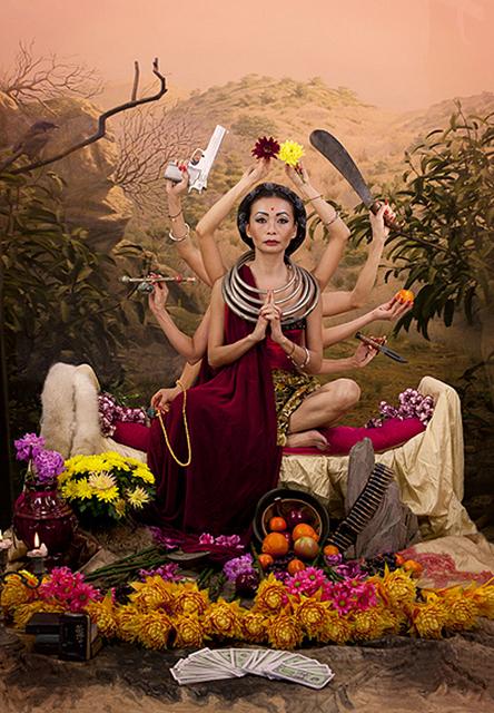 Mei Xian Qiu, 'Kuan Yin', 2014, E-Moderne Gallerie