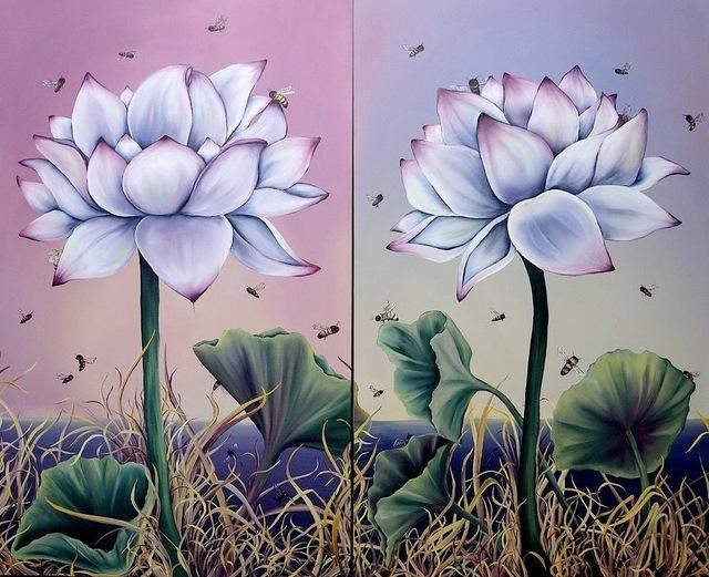 , 'Pollinate Me,' 2014, Susan Eley Fine Art