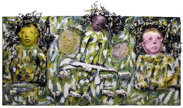 , 'The Scale Is Always Backward In The Cotton Field ,' , Bill Lowe Gallery