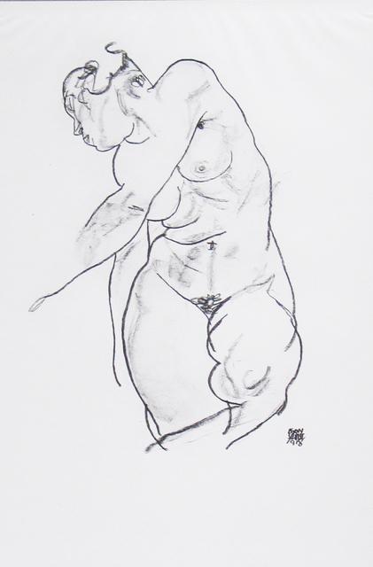, 'Female Nude [Handzeichnungen],' 1920, Jason Jacques Gallery