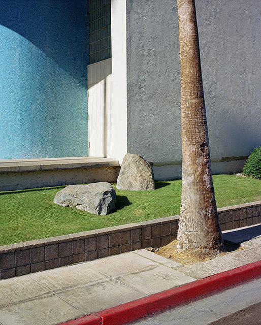 , 'Bank Palm Springs ,' 2015, OLSEN GALLERY