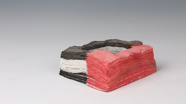 , 'Artistic Stratum_R5B5 ,' 2015, Cynthia Corbett Gallery